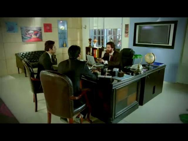 Vital Tea Office Commercial by SOCH