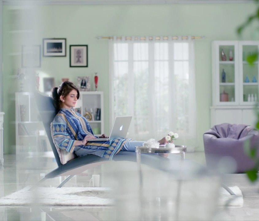 Vital Revitalising Beauty Soap Ad